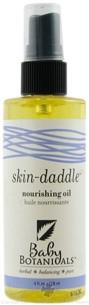 DROPPED: Better Botanicals - Skin-daddle Nourishing Oil - 4 Oz.