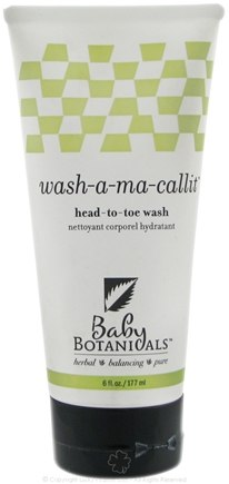 DROPPED: Better Botanicals - Wash-a-ma-callit All-Over Wash - 6 oz.