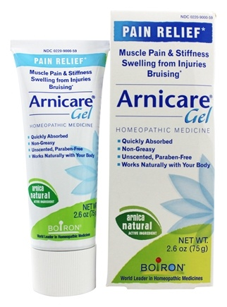 Boiron - Arnicare Arnica Gel Pain Relief - 2.6 oz. LUCKY PRICE