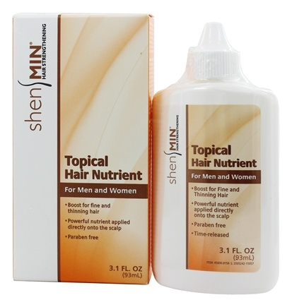 Shen Min - Topical Hair Nutrient For Men and Women - 3.1 oz.