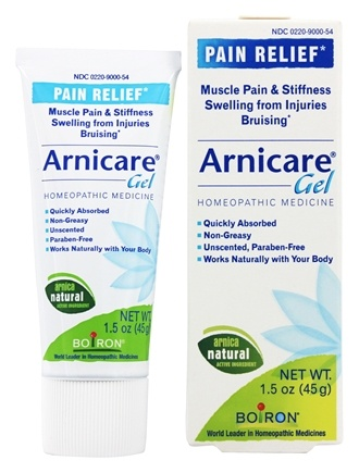 Boiron - Arnicare Arnica Gel Pain Relief - 1.5 oz. LUCKY PRICE