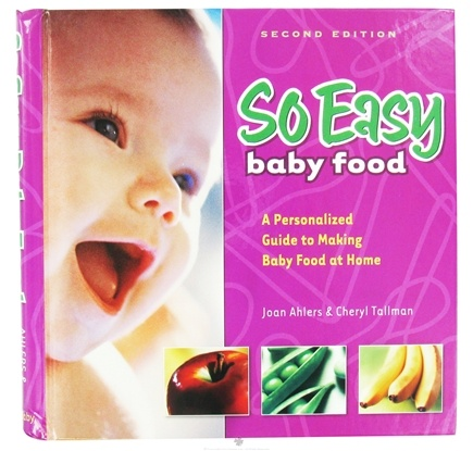 DROPPED: Fresh Baby - So Easy Baby Food Cookbook - CLEARANCE PRICED