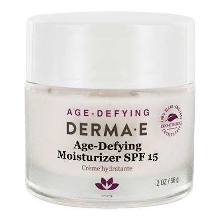 Derma-E - Age-Defying Moisturizing Complex 15 SPF - 2 oz. formerly Anti-Aging
