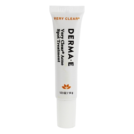 Derma-E - Very Clear Acne Spot Treatment - 0.5 oz.