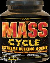 DROPPED: Fizogen - Mass Cycle Extreme Bulking Agent - 2.3 lbs.
