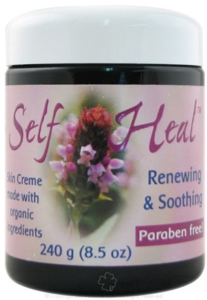 DROPPED: Flower Essence Services - Self Heal Skin Creme - 8.5 oz. CLEARANCE PRICED