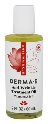 Derma-E - Refining Vitamin A Wrinkle Oil - 2 oz. (formerly Vitamin A with E Wrinkle Treatment)