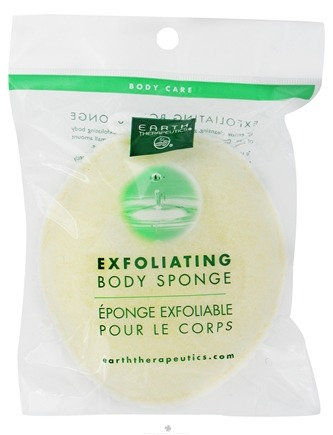 DROPPED: Earth Therapeutics - Exfoliating Body Sponge - CLEARANCE PRICED