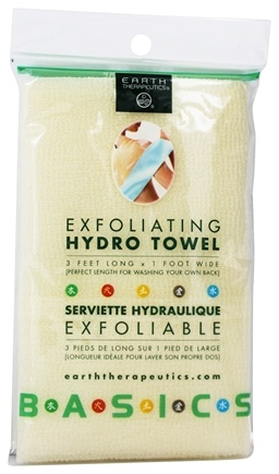 Earth Therapeutics - Exfoliating Hydro Towel