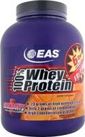 DROPPED: EAS - 100% Whey strawberry - 5 lbs.