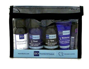 DROPPED: EO Products - Face Care Starter Kit Sensitive Skin
