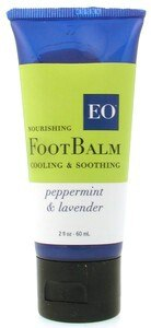 DROPPED: EO Products - Foot Balm Peppermint & Lavender - 2 oz.