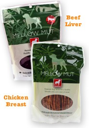 DROPPED: Dogswell - Mellow Mut Dog Treats Beef - 3 Pack