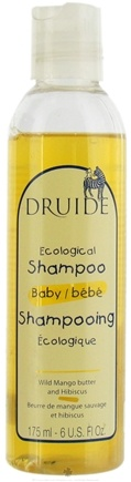 DROPPED: Druide Body Care - Mild Baby Shampoo - 6 oz. CLEARANCE PRICED