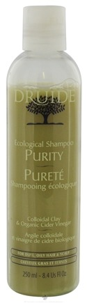 DROPPED: Druide Body Care - Purity Ecological Shampoo - 8.4 oz.