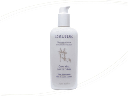 DROPPED: Druide Body Care - Goat Milk and Sandalwood Body Lotion