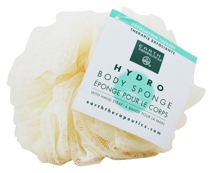 Earth Therapeutics - Hydro Body Sponge Natural