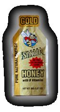 DROPPED: EN-R-G  Foods - Gold Honey Stinger Energy Gel with B Vitamins