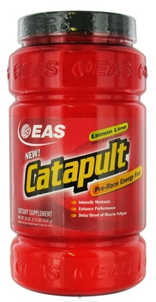 DROPPED: EAS - Catapult - Pre-Race Energy Fuel Lemon Lime - 23 oz.