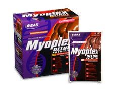 DROPPED: EAS - Myoplex Deluxe - Nutritional Protein Shake - 18 Packet(s)
