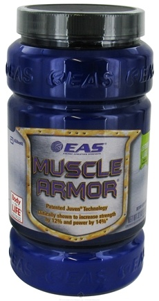 DROPPED: EAS - Muscle Armor Lemon Lime - 32 oz.