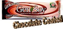 DROPPED: Genisoy - Soy Protein Bar Cafe Mocha Fudge - 2.2 oz.