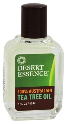 Desert Essence - Tea Tree Oil 100% Australian - 2 oz.