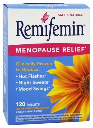 Enzymatic Therapy - Remifemin - 120 Tablets