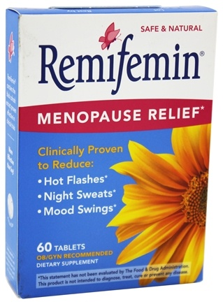 DROPPED: Enzymatic Therapy - Remifemin - 60 Tablets