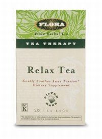 DROPPED: Flora - Relax Tea Therapy - 20 Tea Bags