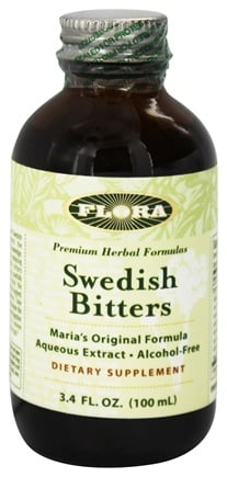 DROPPED: Flora - Swedish Bitters Non-Alcohol - 3.4 oz.
