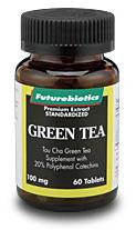 DROPPED: Futurebiotics - Green Tea Extract - 60 Tablets