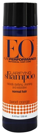 DROPPED: EO Products - Shampoo Clarifying Sweet Orange - 8.4 oz.
