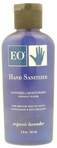 DROPPED: EO Products - Hand Sanitizer Unscented - 2 oz.
