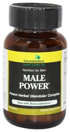 DROPPED: Futurebiotics - Male Power - 60 Tablets