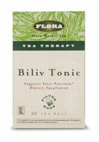 DROPPED: Flora - Biliv Tonic Tea Therapy - 20 Tea Bags
