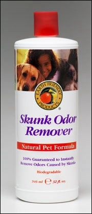 DROPPED: Earth Friendly - Skunk Odor Remover - 32 oz.