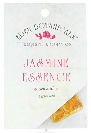 DROPPED: Eden Botanicals - Jasmine Soap Stone Refill - 2 Grams CLEARANCE PRICED