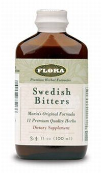 DROPPED: Flora - Maria's Swedish Bitters (with Alcohol) - 3.4 oz.