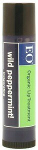 DROPPED: EO Products - Organic Lip Treatment Wild Peppermint - 0.14 oz.