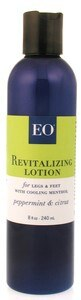 DROPPED: EO Products - Revitalizing Lotion for Legs & Feet - 8 oz.