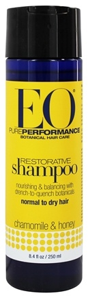 EO Products - Shampoo Restorative Chamomile & Honey - 8.4 oz.