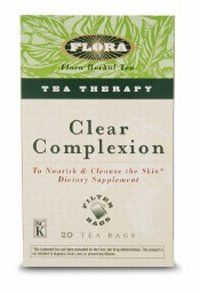 DROPPED: Flora - Clear Complexion Tea Therapy - 20 Tea Bags