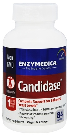Enzymedica - Candidase - 84 Capsules