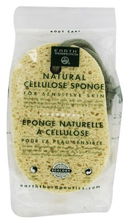 Earth Therapeutics - Natural Cellulose Sponge