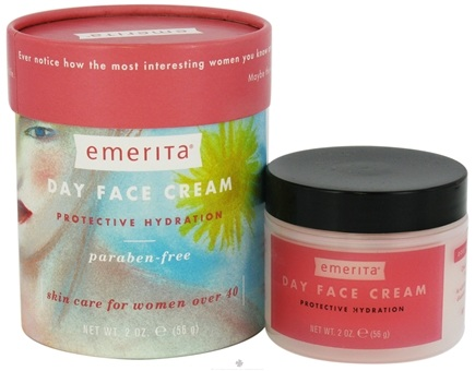 DROPPED: Emerita - Day Face Cream - 2 oz. CLEARANCE PRICED