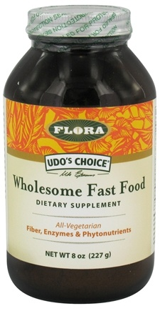 DROPPED: Flora - Udo's Choice Wholesome Fast Food - 8 oz.