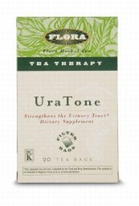 DROPPED: Flora - UraTone Tea Therapy - 20 Tea Bags