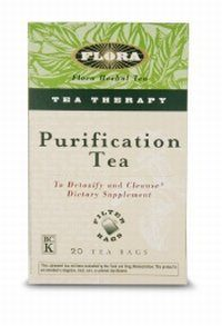 DROPPED: Flora - Purification Tea Therapy - 20 Tea Bags