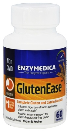 Enzymedica - GlutenEase - 60 Capsules